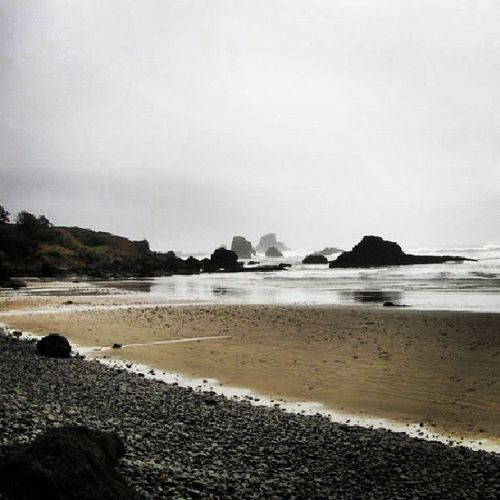 Cannon beach. Goonies