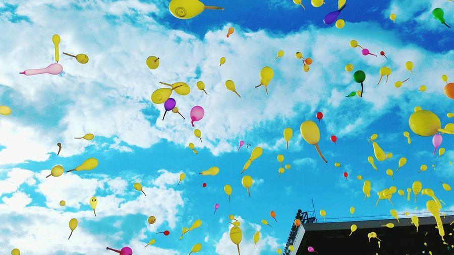 ジェット風船 風船 ジェット風船 Balloon Baseball Sky