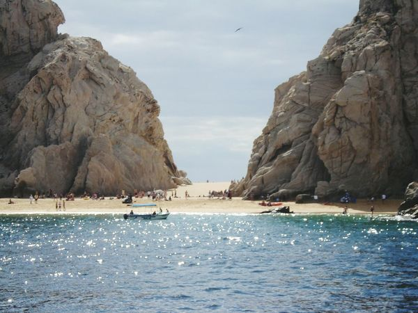 Mexico Cabo San Lucas Vacation Travel Photography Ocean Beach Scenic Lovers Beach Lands End
