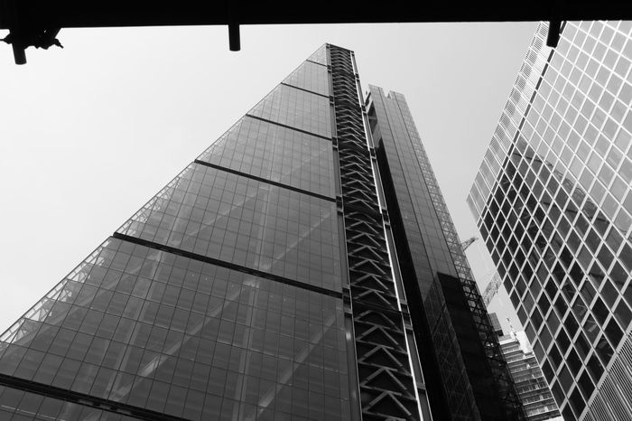 Leadenhall Building Economics Financial District  Leadenhall Building Architecture Building Building Exterior Built Structure Cheesegrater Building City Clear Sky Day Financial District  Glass - Material Insurance Low Angle View Modern No People Office Office Building Exterior Outdoors Reflection Sky Skyscraper Tall - High Tower