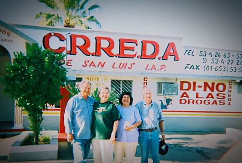 Our mission trip leaders in Mexico. wonder people & great hearts doing God's work . Enjoying Life Happy People RePicture Ageing The Human Condition Mission Trip Mexico Film Photography Giving The Lord Love Madlovphotography