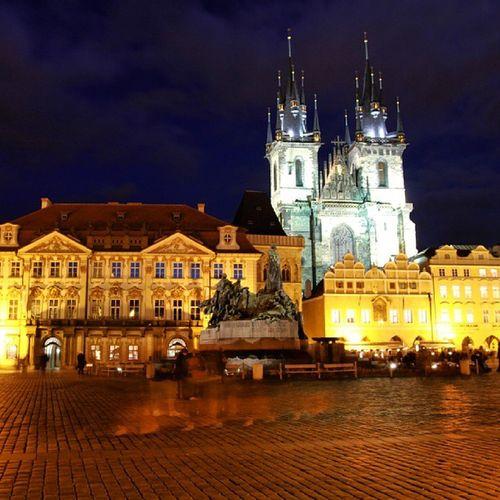 The enchanting city of Prague