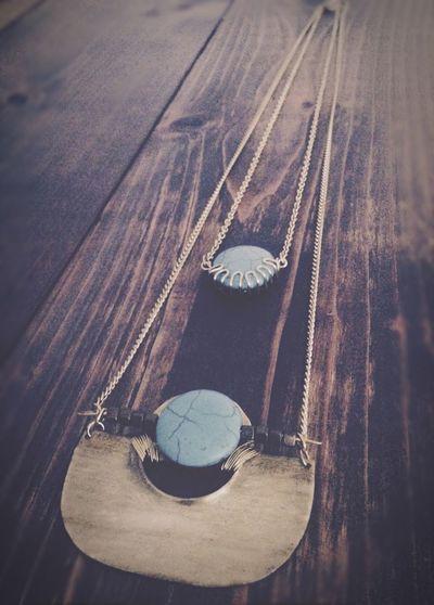 Belovode.com pronounced bell-oh-vode... Not beloved! Handmade Handmade Jewellery Handmade By Me Metalsmith Metal Brass Turquoise Jewelry Jewel Jewels Hammered Hammer metal. Metallic
