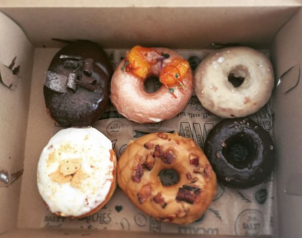 The Salty Donut Donuts Wynwood