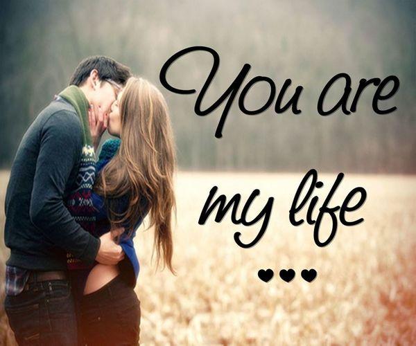 Tu eres mi vida !