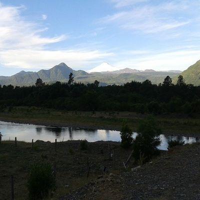 Today Landscape Beauty Volcán