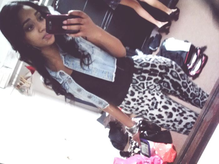 the other day at a fashion show :*