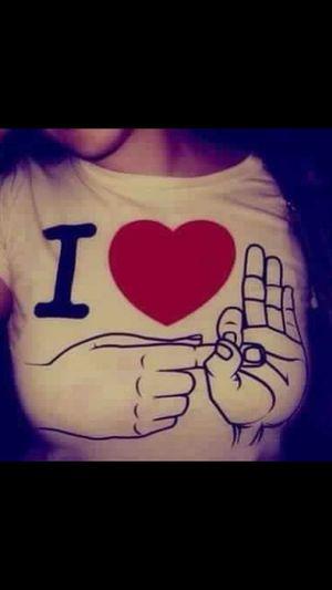 I Jus Love This Shirt