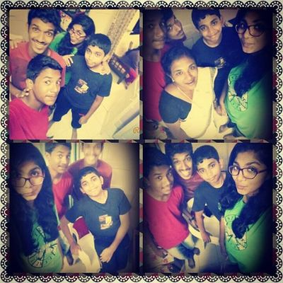 Fun wid cousins at home Stupid jokes by mr. Zero figure 😂😂 Some video's tat none of us will ever forget Fights wid them But still luv u all loads😘 @crazyryan_5171725