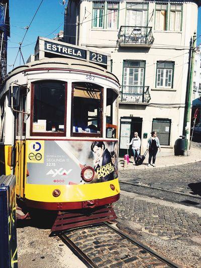 Tram28 Lisbon