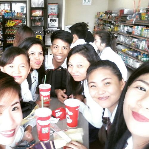 With them 👌