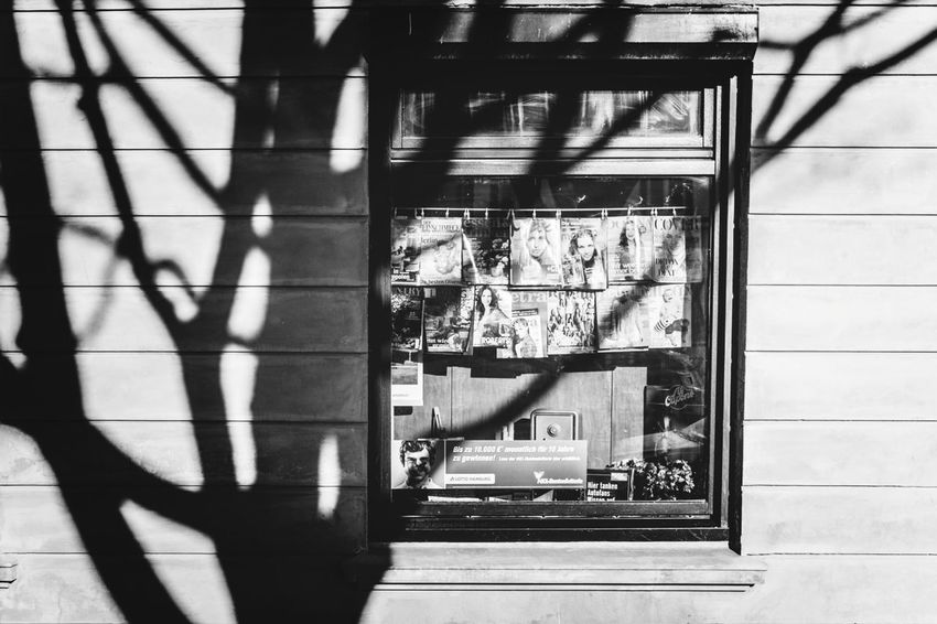 Blackandwhite Monochromeart Urbanview