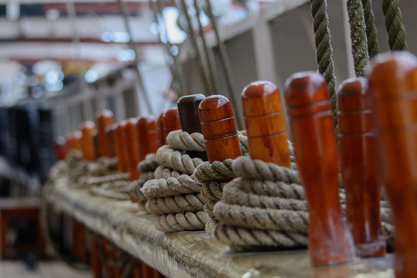 Lifestyles Nautical Nautical Vessel Rigging Ropes Ropes Boats Sailing Ship Sea Going