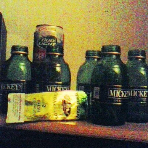You know what you need in the studio Marijuana Makingmusic Baked Bottles truntedup Rastafarian dopelife