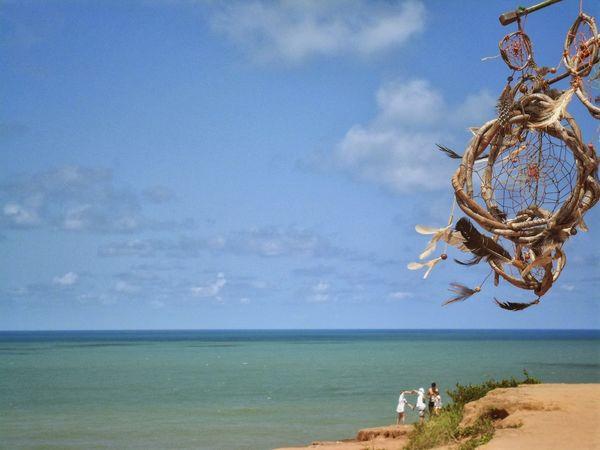 Ocean View RioGrandeDoNorte Brasilgram Travel Tbt Summer Beach View Nature Nofilternoedit Sky And Sea
