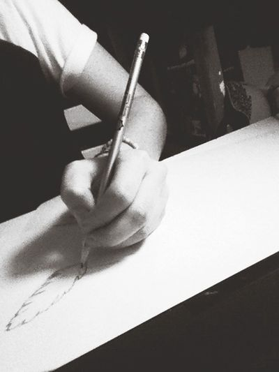Drawing a