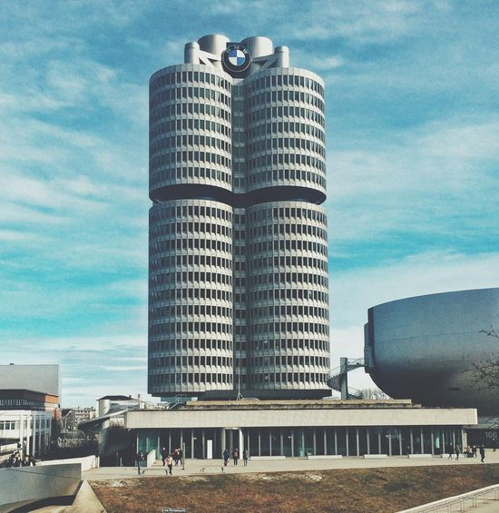 Bmw Museum Architecture Munich City Modern Building Your Ticket To Europe