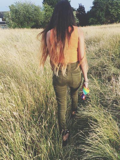 Long grass ☺️