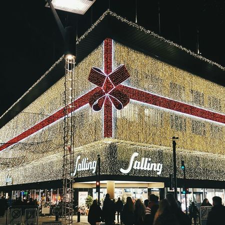 Another Tb to december. Christmas Decoration Christmas Lights Strøget People City Salling  Love Lights