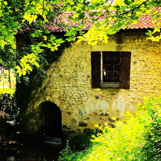 Tipicalhouse House Stone Moulin River Spring Relaxing Enjoying Life