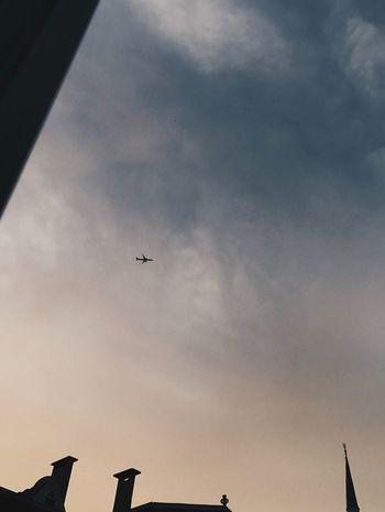 Airplane Airline Turkey Gokyuzu Ucak Flying Sommergefühle