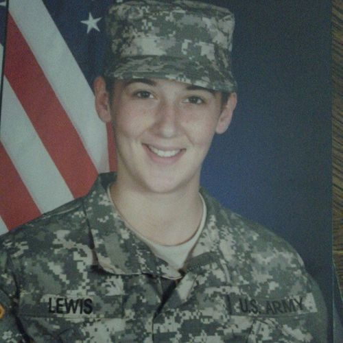 Amanda's fatigue pictures ArmyStrong Love Proud Daughter femalesoldier