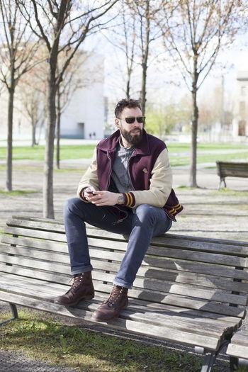 Berlin Cool Guy Portrait Student