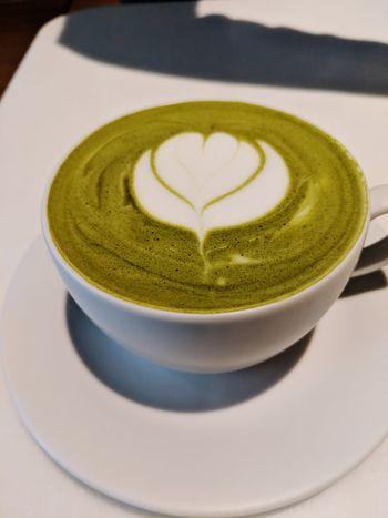 Matcha Tea Frothy Drink Drink Tea - Hot Drink Tea Ceremony Cappuccino Green Tea Froth Art Latte Japanese Tea Cup