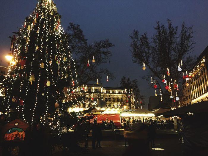 Christmas Around The World Christmas Tree Lights