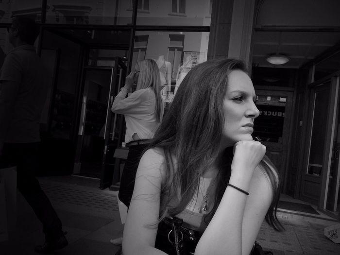 Aggressive thinking The Storyteller - 2014 Eyeem Awards The Street Photographer - 2014 EyeEm Awards Streetphoto_bw NEM Street