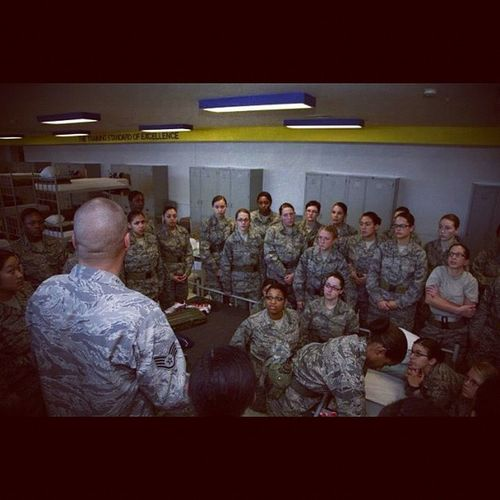 I honestly miss BMT Sisters FLT 082 Bulldogs
