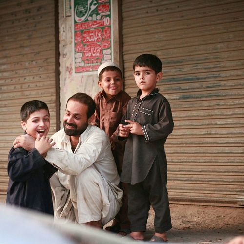 Home is not a place. It's the sound of cheerful, unrestrained laughter. - For Peshawar. Streetlife Streetphotography Theroadsidelife