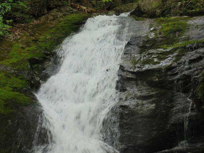 Virginia's hidden secret! Waterfall On A Hike Nature Enjoying The Sights First Eyeem Photo