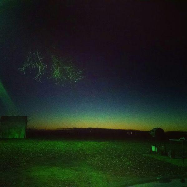 Random Sunset Orisit Sunrise Nebraska Sky Nebraska Skies