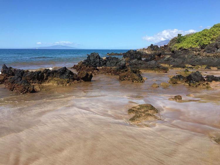 Maui Maui Hawaii La Perouse Beach Beach Photography Ocean Lava Landscape Landscape Photography