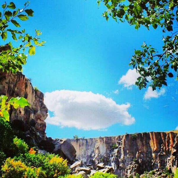 Ihlara Valley Valley İhlara Valley Silhouette Popular Photos EyeEm Best Edits Nature Macro Hugging A Tree Picoftheday Clouds And Sky