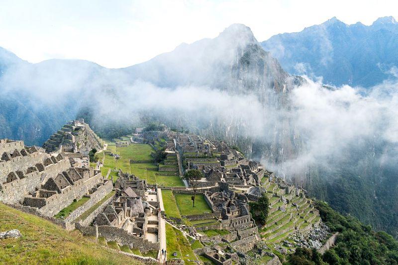 Machu Picchu in