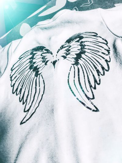 Wings Angel Wings Babylove Babygirl Blessed  Feeling Thankful EyeEm Selects Close-up Day