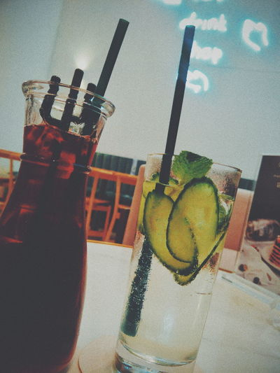 Summertime Mixed Drink First Eyeem Photo