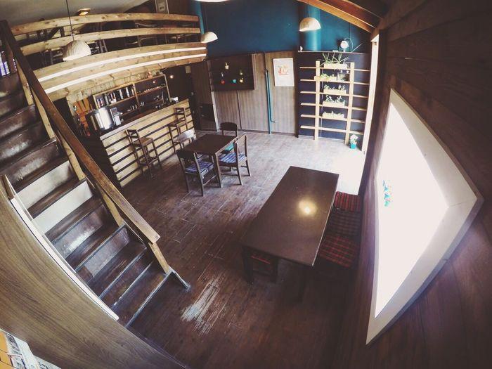 Cafe Coffee Wood Konjcafe
