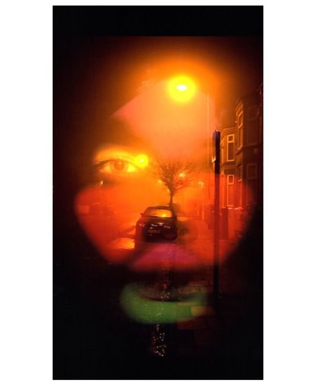 Photographic Approximation Opresiv Golden Night Everywhere Is The Same Exploring The Subconscient Facial Experiments Dreaming Of Departure