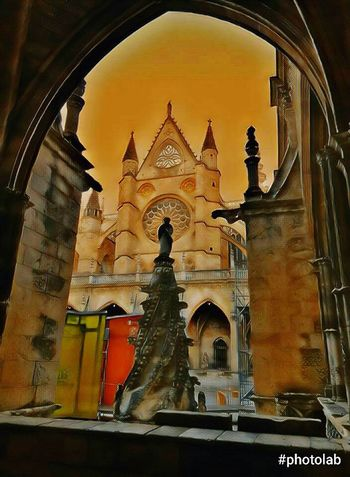 Catedral León - España Architecture Travel Destinations History Building Exterior Dome Sunset Built Structure Arch City Government Tourism No People Sky Outdoors Day