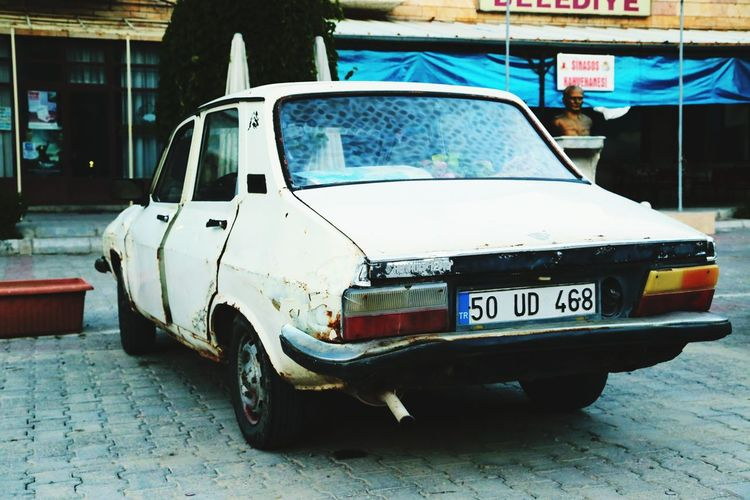 ürgüp Turkey Renault 12 Renault Tarih  History Eski Photography EyeEm Gallery Eyeem Photography