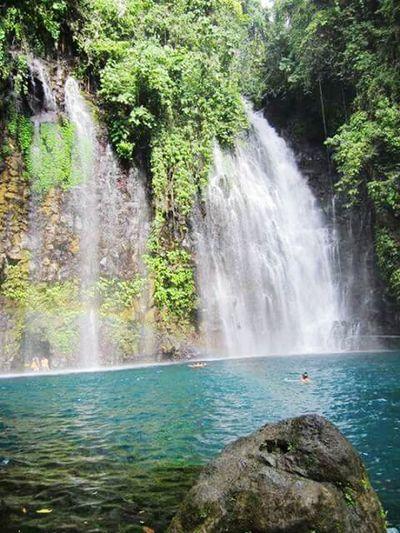 Takingphotos Swimming Summer ☀ Iligancity Tinago Falls 👌👌
