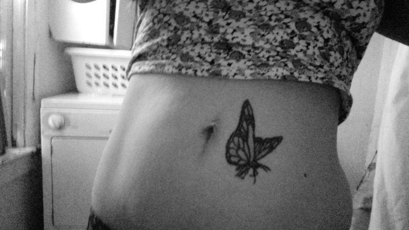 Tattooed Sexyselfie