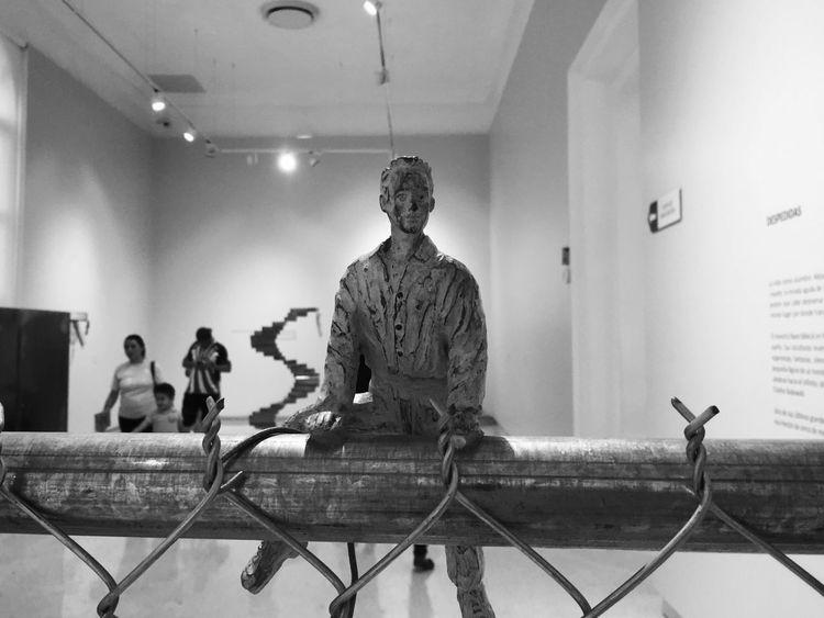 Escape Visiting Museum Museum Exhibition NEM Street Black & White Blackandwhite Monochrome Street Life NEM Black&white