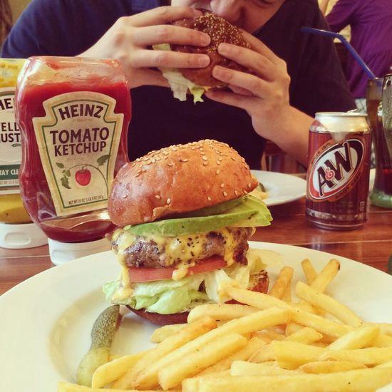 Lunch Humburger Tokyo no.3🍔