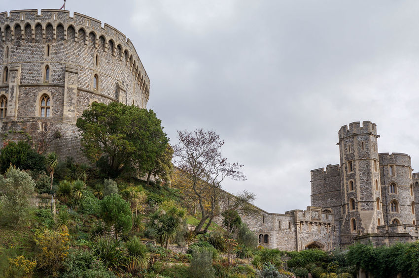 Ancient Ancient Civilization Archaeology Architecture Building Building Exterior Built Structure Castle Cloud - Sky Day Fort History Nature No People Old Old Ruin Outdoors Plant Ruined Sky The Past Tourism Travel Travel Destinations Tree
