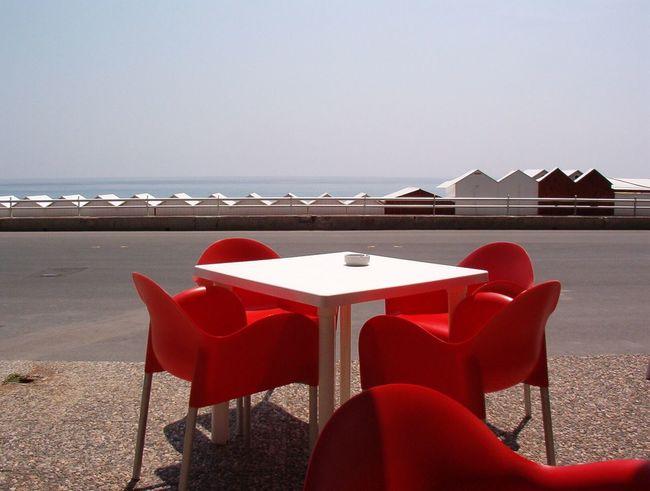 Pastel Power Sea Mare Sedia Tavolo Italy Italia