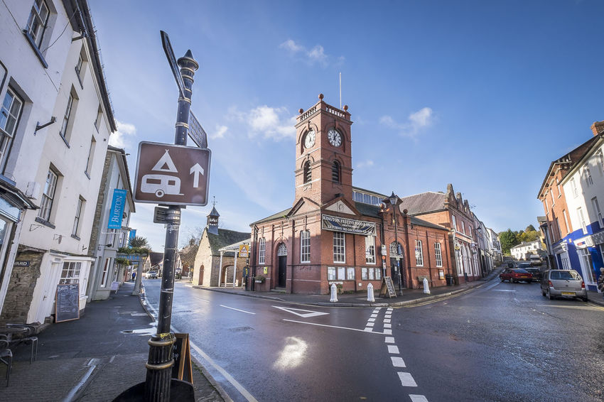 Kington clock tower, Kington, Herefordshire Architecture Clock Tower English Town Herefordshire Kington Market Town